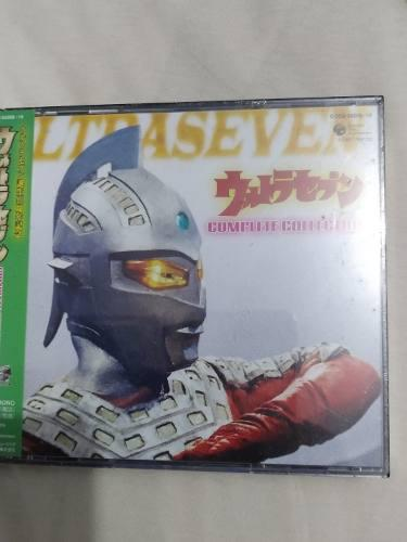 Ultra seven complete collection 3cds