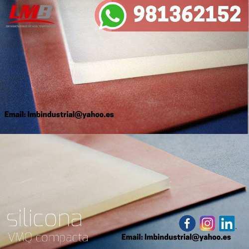 Planchas silicona compacta