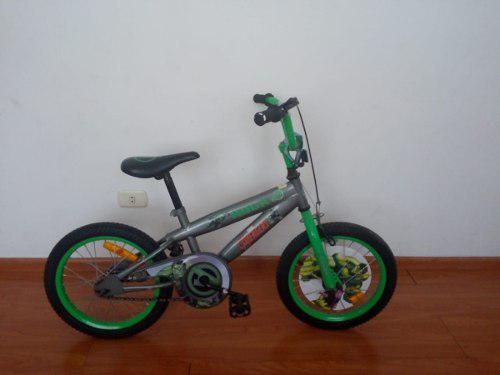 Bicicleta bmx aro 16 para niños- oferta !!