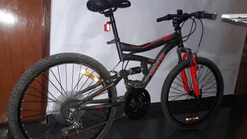 Bicicleta montañera aro 24