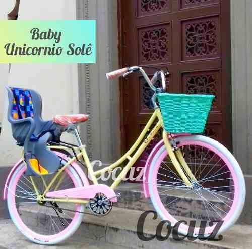 Bicicleta nueva en oferta vintage retro bebe mama paseo
