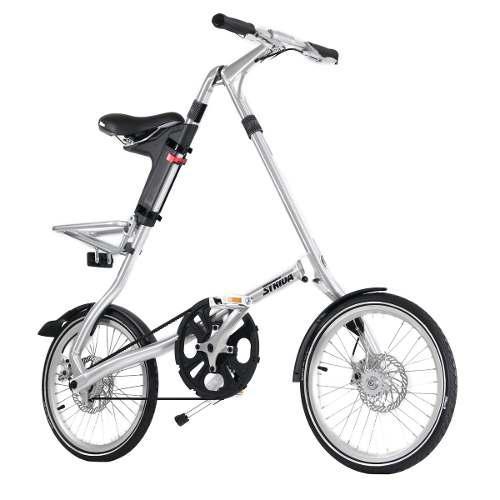 Bicicleta plegable dahon tern strida - aluminio con extras !