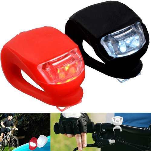 Luces para bicicleta leds