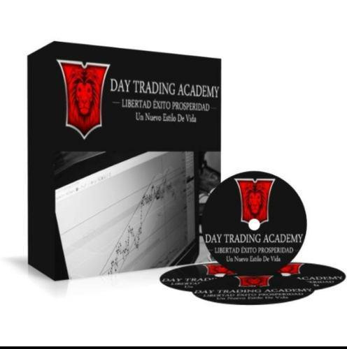Curso de trading bolsa - dta day trading academy 16gb