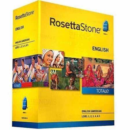 Curso ingles | todos los idiomas - rosetta stone + audio mp3