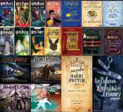 Saga completa de harry potter 21 libros pdf