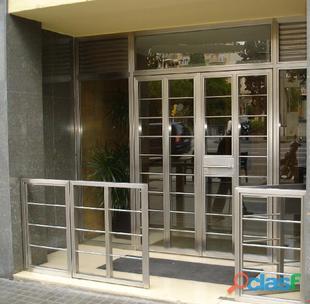 Fabricación de muebles y estructuras de acero