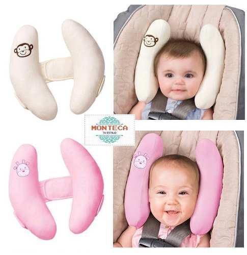 Almohada de viaje para bebe