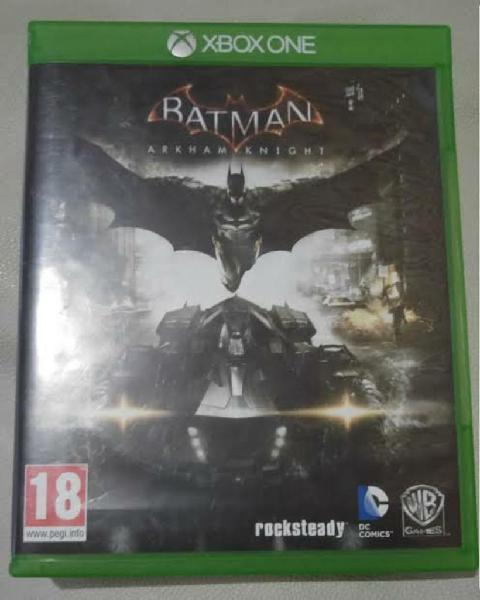 Batman arkham knight latino xbox one!!!