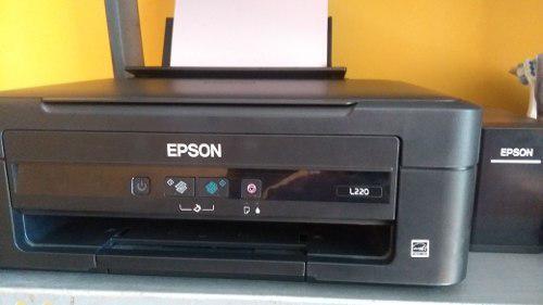 Impresora multifuncion epson l220