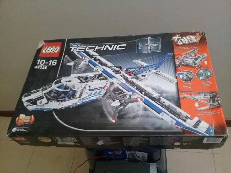 Lego Avion Technic 1297 Piezas