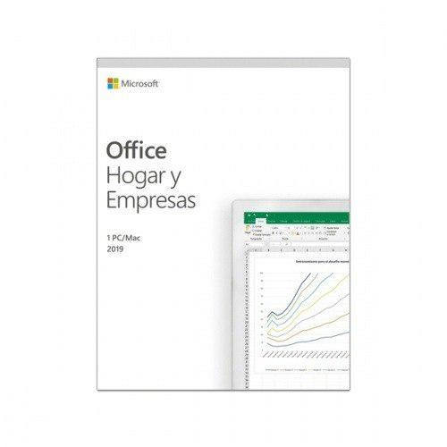 Office hogar y empresa 1 pc/mac 2019 licencia esd