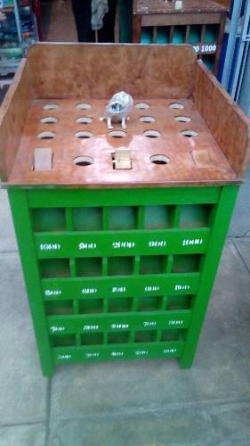 Sapo o sapito de madera envio a provincia incluye monedas