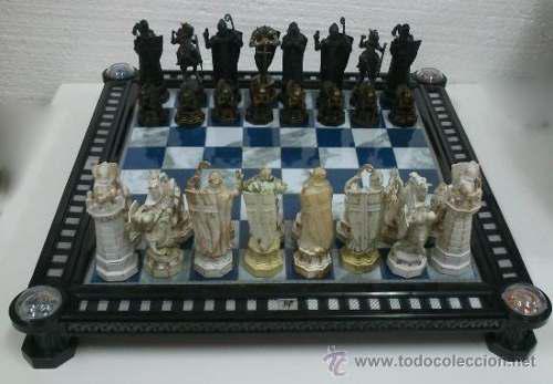 Tablero ajedrez harry potter, solo tablero