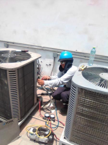 Tec. Aire Acondicionado Y Refrigeracion
