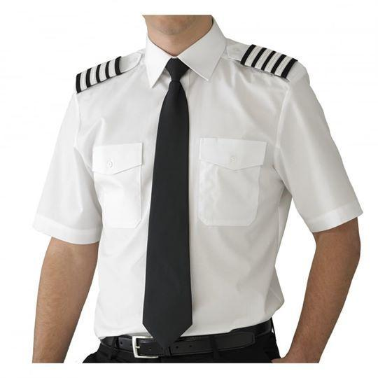 Uniforme Caballero Piloto Avion
