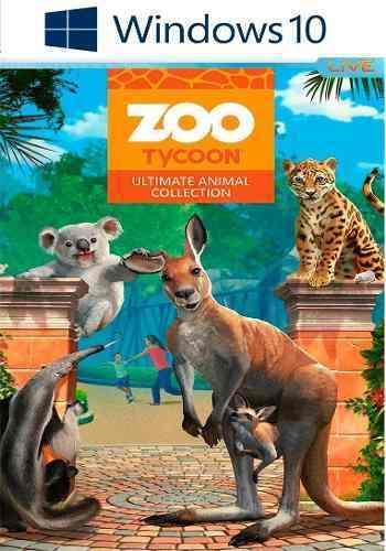 Zoo tycoon: ultimate animal - pc windows 10 - online