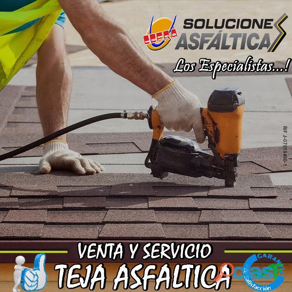 Venta y servicio de teja asfaltica a todo el peru tel: 942439351