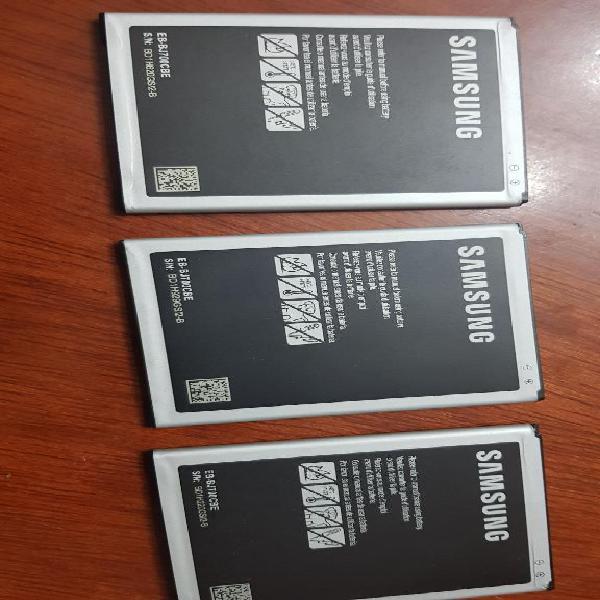 Baterias Originales Nuevas J7