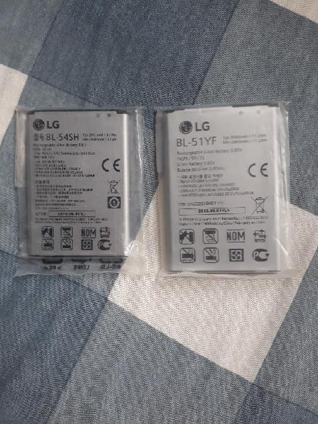 Baterias para Celulares Lg