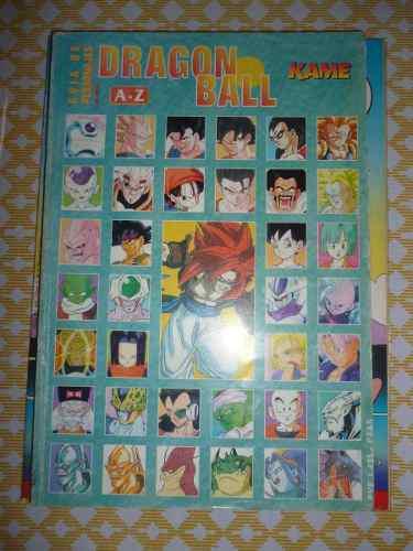 Kame Especialguia De Personajes A - Z Dragon Ball