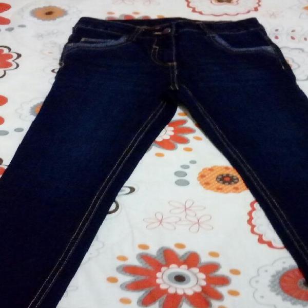 Pantalon jeans niña