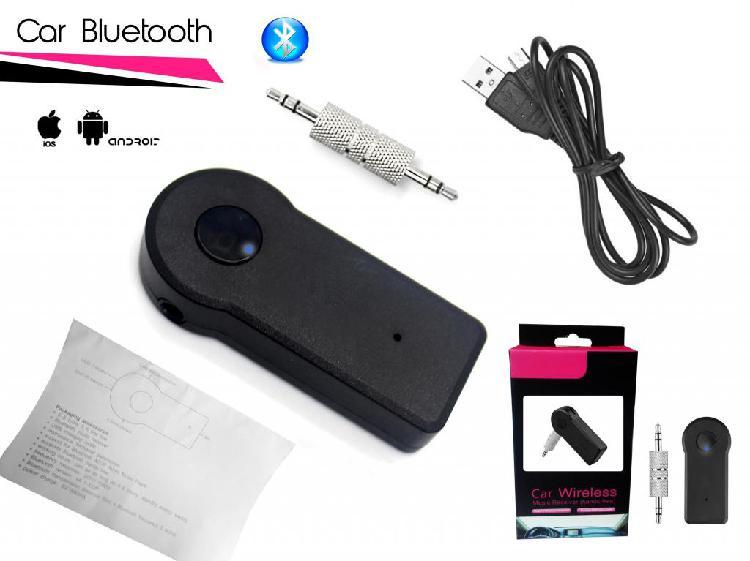 Receptor Bluetooth Adaptador Auto Radio Y Equipo De Sonido