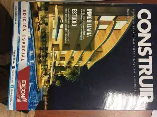 Revistas Constructivo Construir 2018