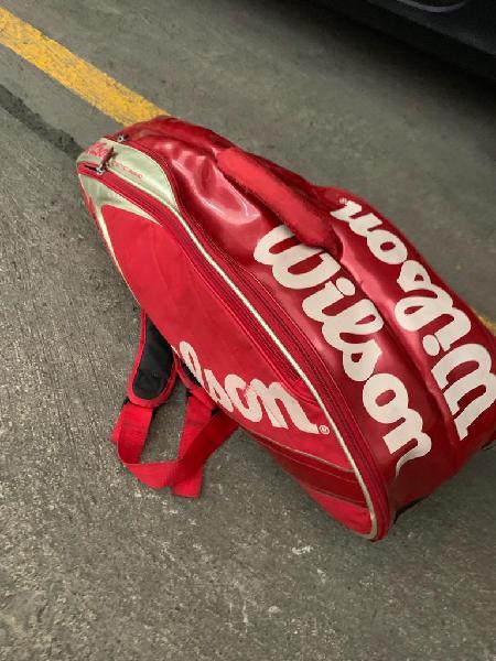 Vendo Maletin Wilson Tenis