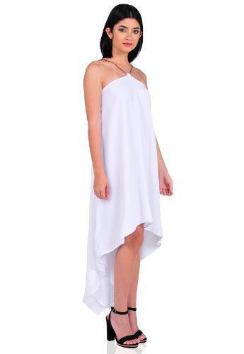 Vestido mujer vestimenta largo