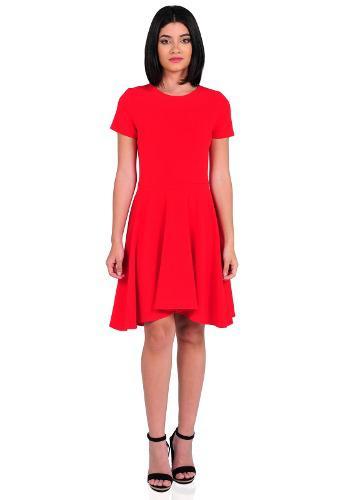 Vestido mujer vestimenta manga corta