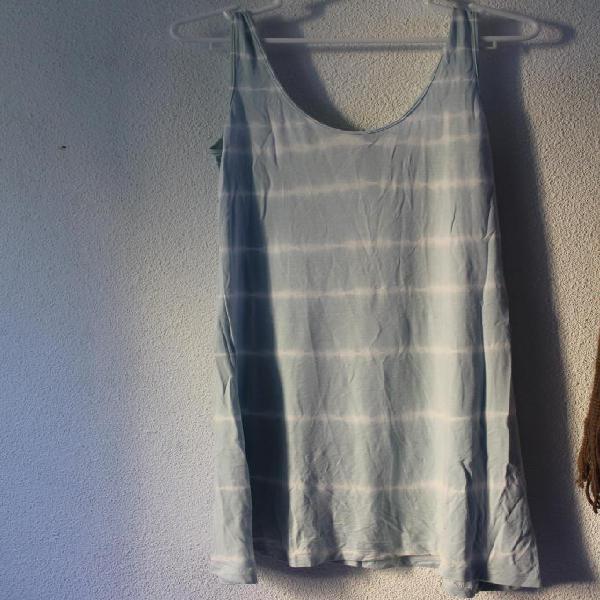 Vestido de algodon