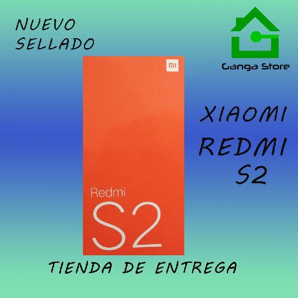 XIAOMI REDMI S2 3GB RAM, 3080 mAh DE BATERÍA