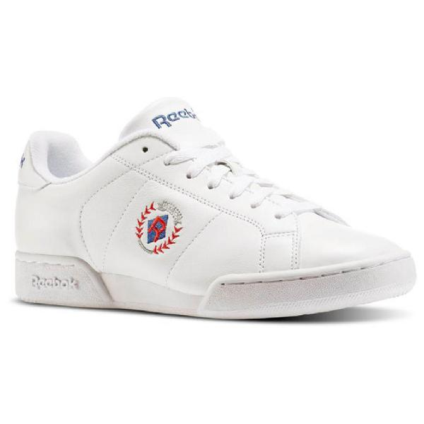 Zapatillas Reebok Tenis Npc Blancas Cuer