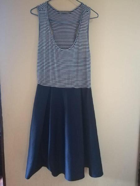 vestido azul Finn Clove