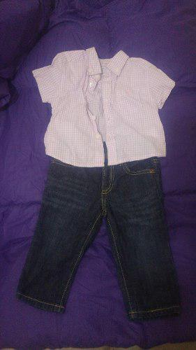 Pantalon Baby Gap Rebajas Octubre Clasf