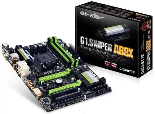 Placa madre gigabyte a88x + proc. a8 7600k + cooler