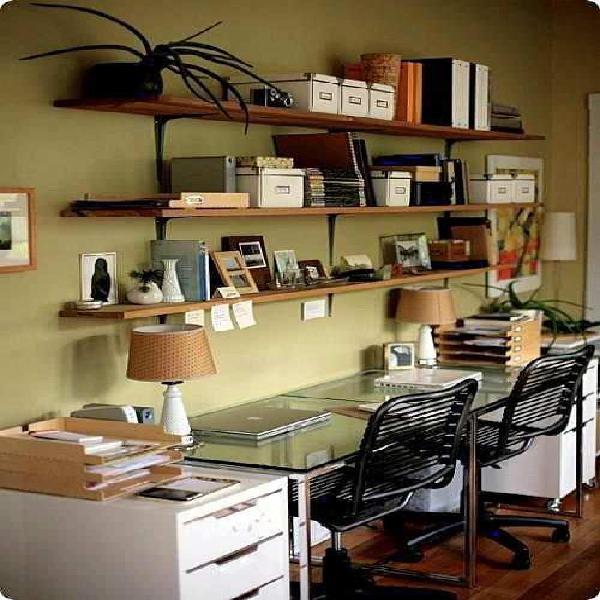 Alquiler local para oficina, cortinas, internet,
