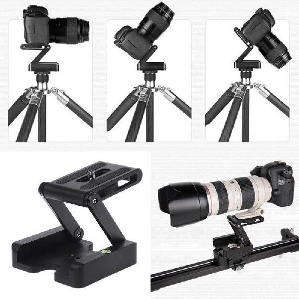 Cabezal de trípode z para vídeo y fotografía