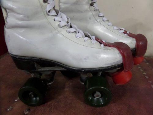 G25 antiguos patines roller derby 4 ruedas