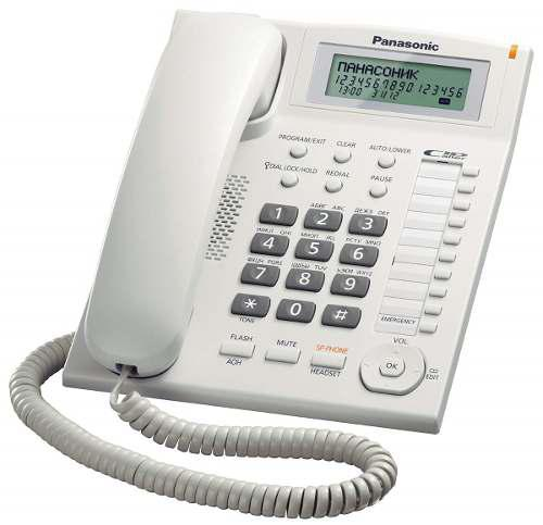 Kx-ts880 telefono panasonic ¡nuevo! en caja