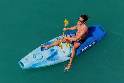 Kayak zigma 1 remo actividades acuáticas