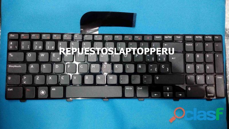 Teclado Dell Inspiron 15r N5110 M5110 N 5110 M511r M501z