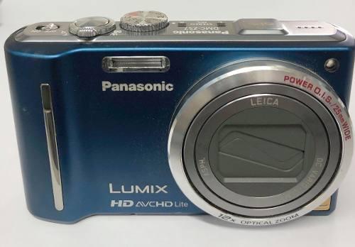 Cámara de fotos panasonic lumix dmc-zs7