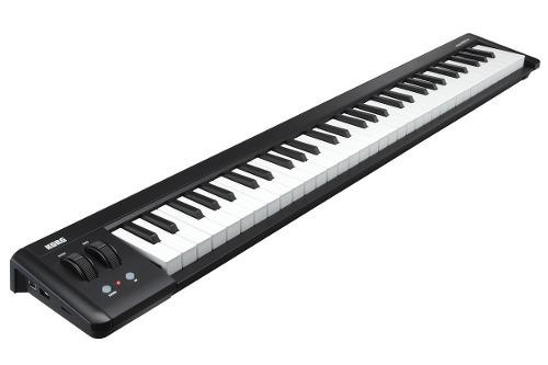 Korg microkey 2 air 61 teclas - controlador midi usb teclado