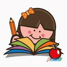 Clases particulares comunicación aprende lectura escritura antes de finalizar el año escolar .resu