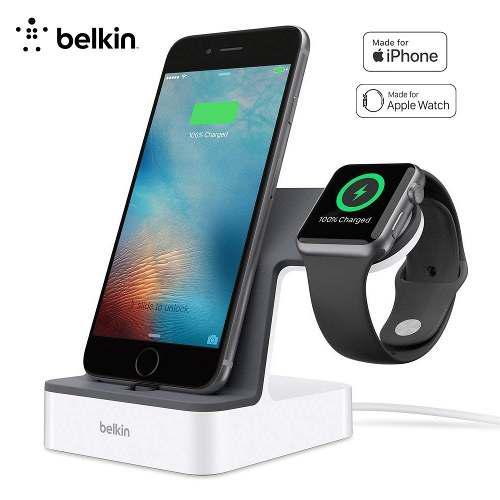 Belkin powerhouse cargador @ iphone apple watch 42mm 44mm