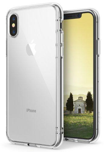 Funda Iphone 6s 6 Rearth Ringke Max Blanco Film 100% Orig