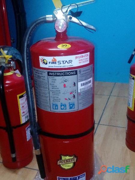Extintores con certificacion ul en lurin   3302726