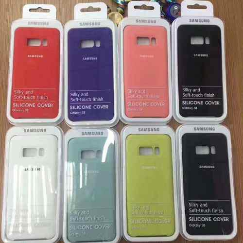6983c050082 Case silicona samsung s7edge/ s8/ s8 plus/ note 8/ s9/ j7